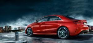 Mercedes- Benz CLA