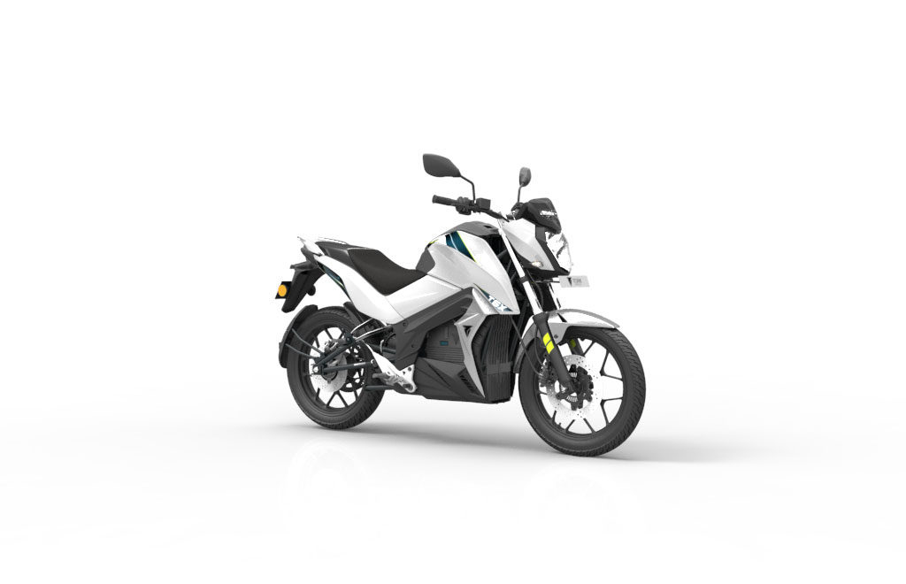 Tork T6X is India's first electric execution motorcycle